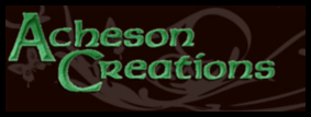 Acheson Creations Plastic Game Terrain