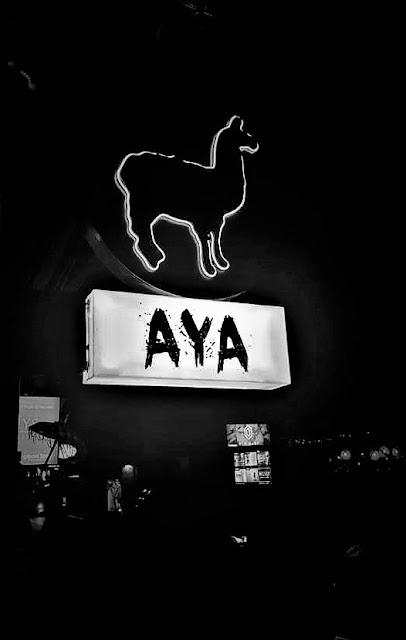 peruvian restaurant,. vindex tengker