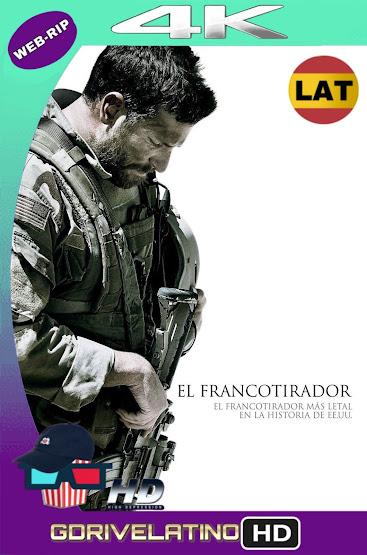 El Francotirador (2014) WEBRip 4K HDR Latino-Ingles MKV