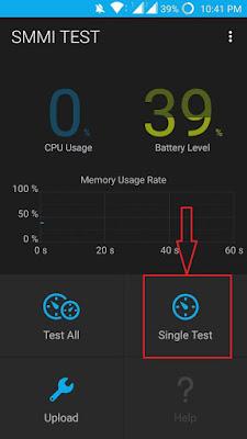 Cara test hardware asus zenfone dengan Kode Unik (SMMI TEST)