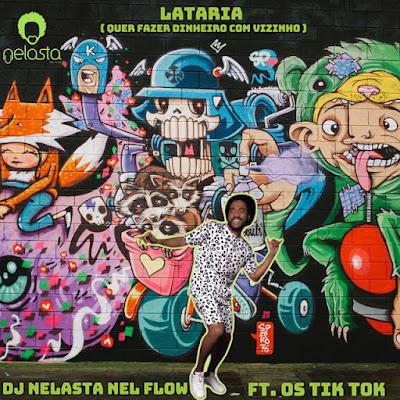Dj Nelasta Feat. Os Tik Tok - Quer Fazer Dinheiro Com Os Vizinhos (Afro House) Download Mp3