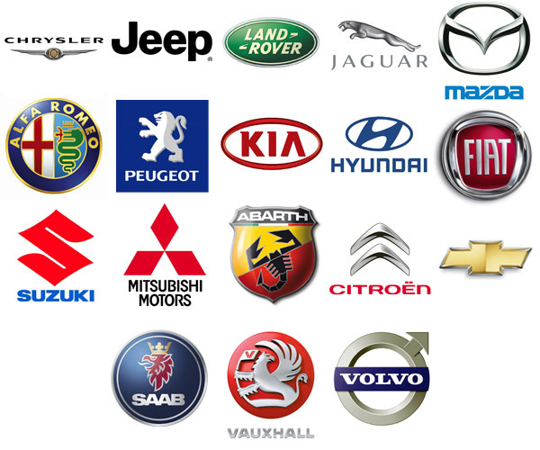 car manufacturers logos cartestimony. Black Bedroom Furniture Sets. Home Design Ideas