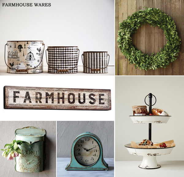Farmhouse Musings Save 15 On Gifts With Farmhouse Style