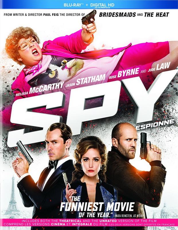 Spy (2015) สปาย [HD]