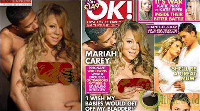 Mariah Carey dan Nick Cannon