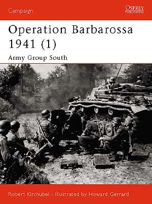Operation Barbarossa 1941 (1) Army Group South