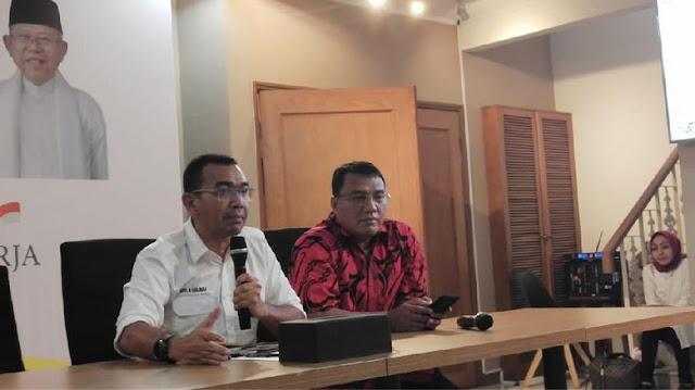Sebut Gaji Tukang Ojek Besar, Tim Jokowi: Makanya Pak Prabowo Gaul