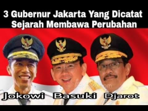 Bikin Haru, Video Kilas Balik #KamiNggakLupa: Bapak Djokowi, Bapak Ahok, Bapak Djarot, Kalian Gubernur Terbaik yang Pernah Dimiliki Jakarta
