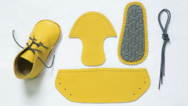 Essential Baby Shoes Tutorial