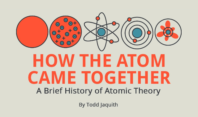 How The Atom Came Together