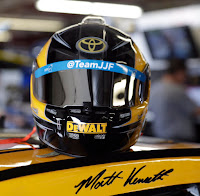 Matt Kenseth's Thoughts After His Last Race for JGR #NASCAR