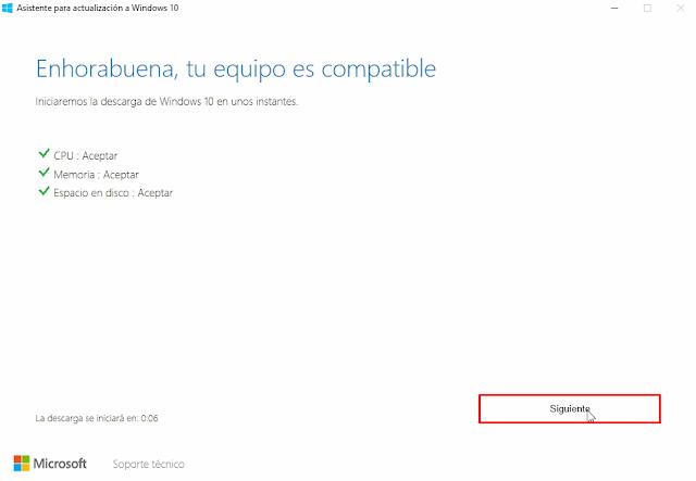 como descargar actualizaciones de windows 10 manualmente