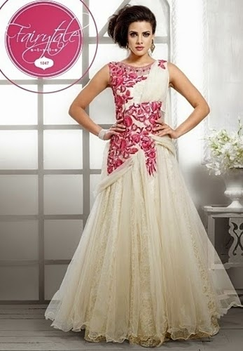 Bridal Formal Pishwaz Gowns