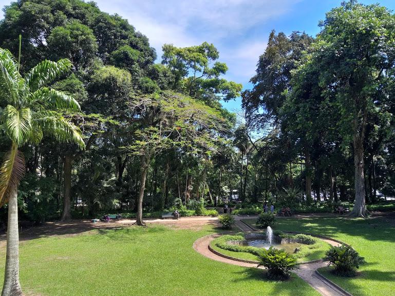 Parque Lage - Jardim Romântico