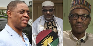 """""""Buhari Should Withdraw Army From The East & Leave Nnamdi Kanu Alone"""" - FFK - Politics - Nairaland"""
