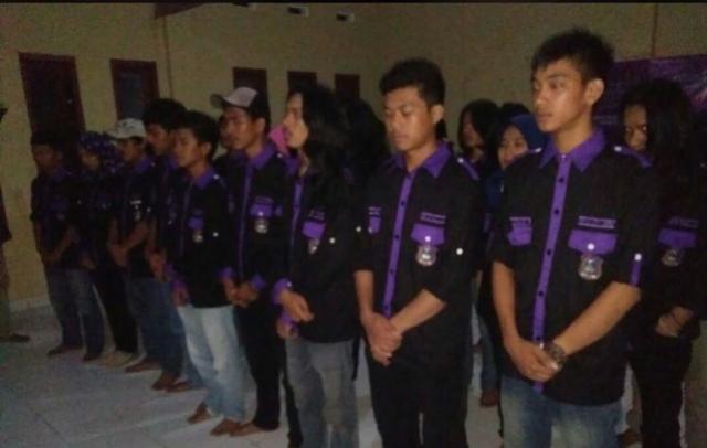 HPMM Komisariat UPRI Gelar Pelantikan Pengurus Baru