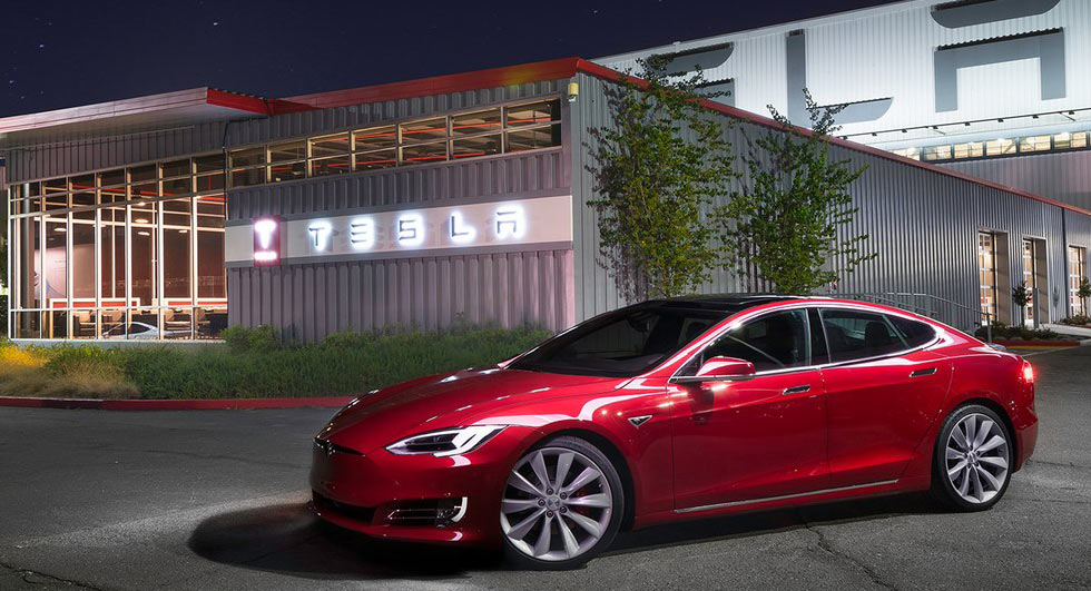 Tesla Upgrades The Model S And Model X Drops Mph Time By