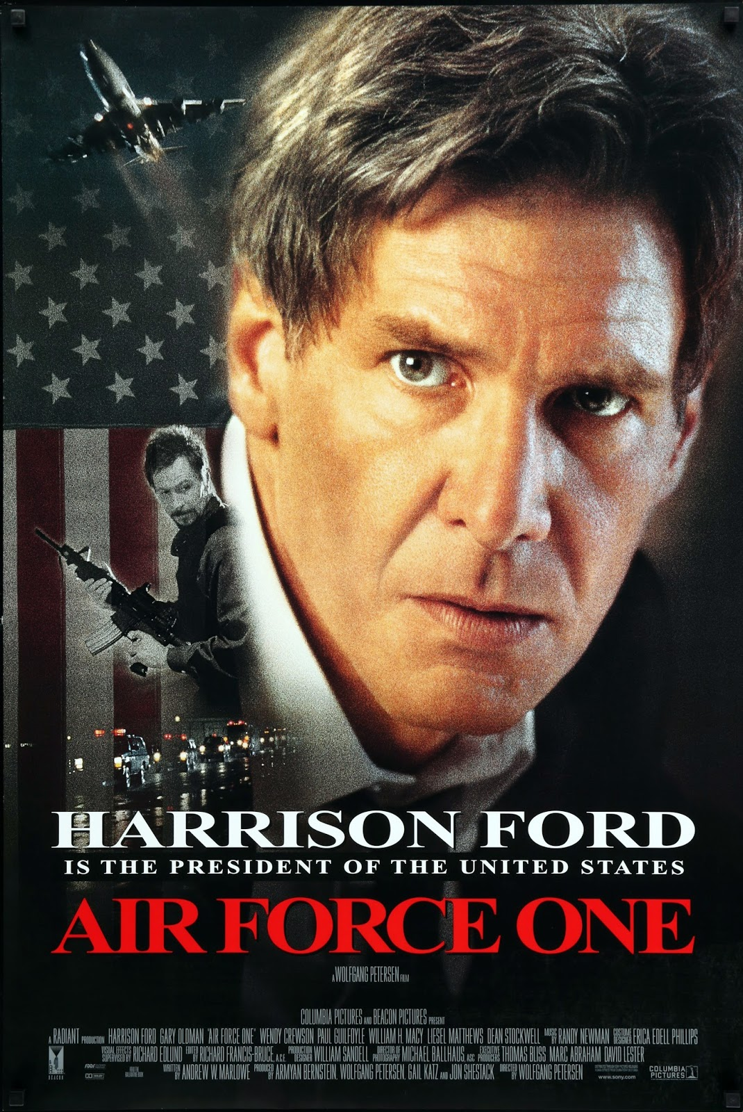 Air Force Action Movie List