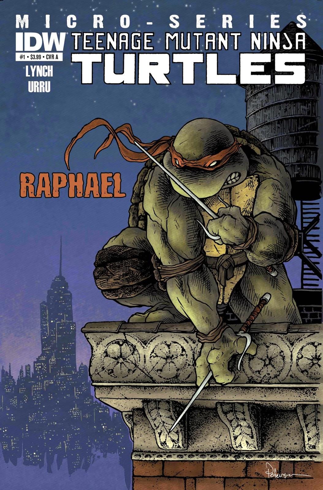 Rafael de las Tortugas Ninjas