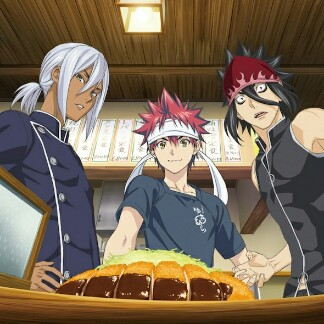 Download Ost Opening 2 Shokugeki no Souma