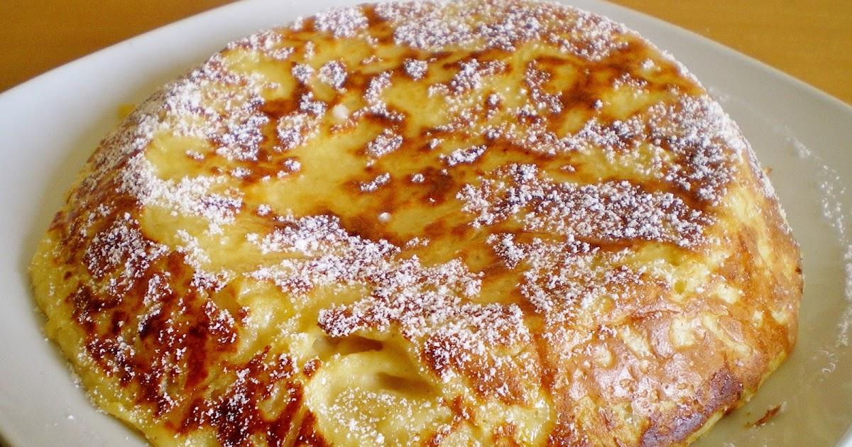Mug Cakes Pommes
