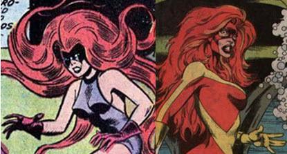 Jean Grey Medusa Inhumans XMen