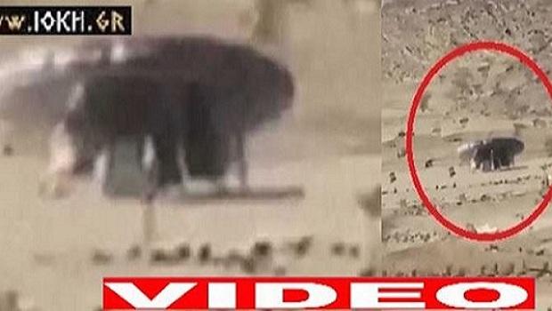 Απίστευτο video – UFO κατέβασε εξωγήινους στη Σαουδική Αραβία!!!!