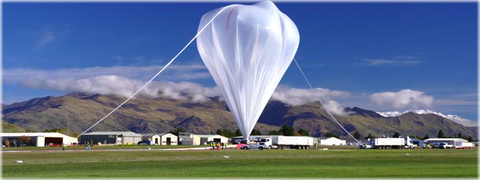 super balão da NASA