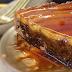 Receita de bolo de banana com calda de mel caramelizado
