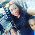 Actress Oge Okoye shares lovely pictures with her kids