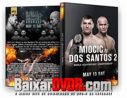 UFC 211 – Miocic vs Dos Santos 2 (2017) ISO