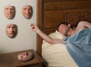 Máscaras de hipocrecía