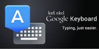 Aplikasi keyboard Android Terbaru 2016