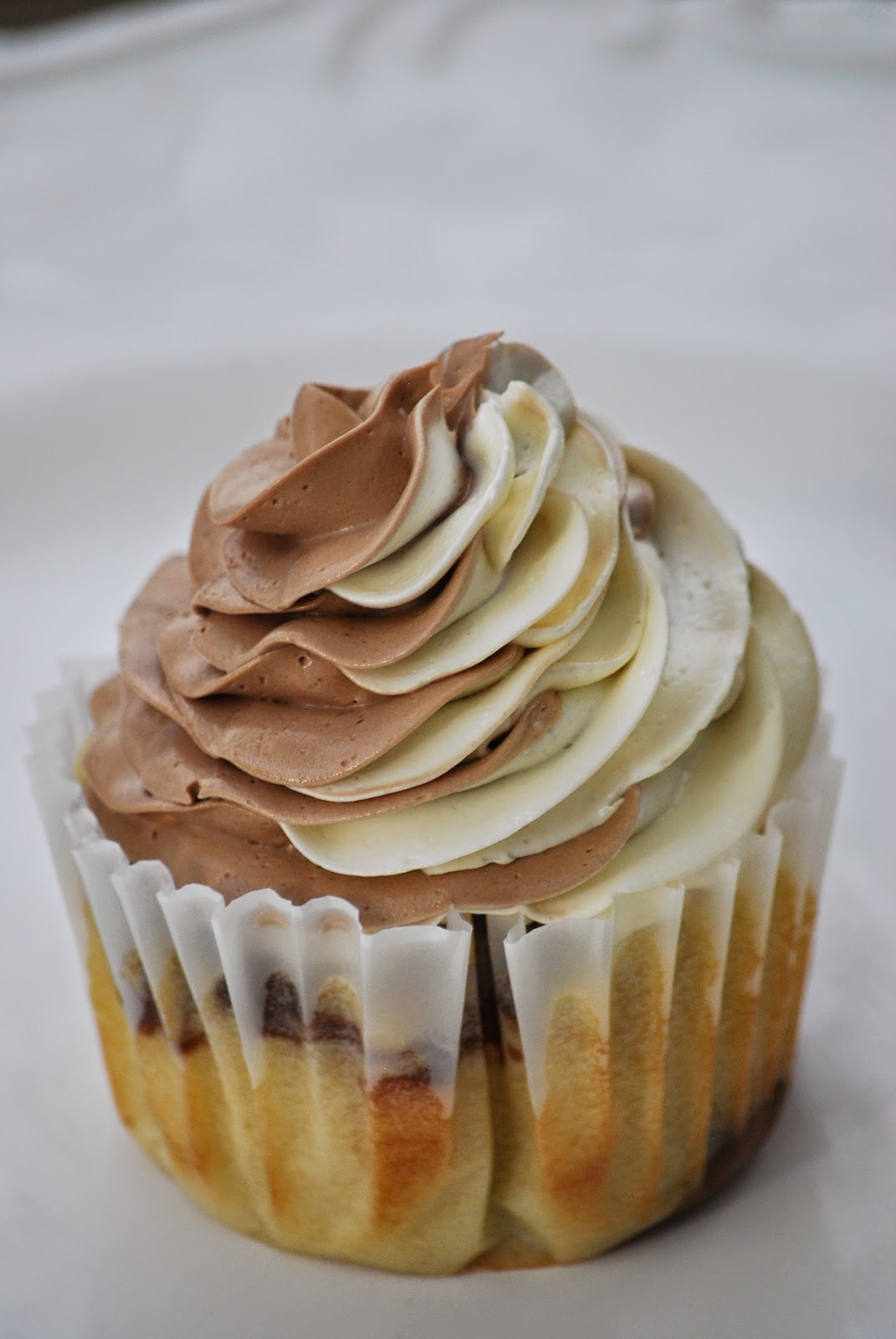 My Story In Recipes Marble Cupcakes