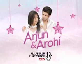 Sinopsis Arjun & Arohi ANTV Episode 9