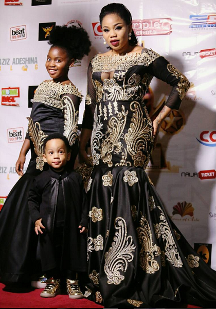 Image result for toyin lawani on red carpet