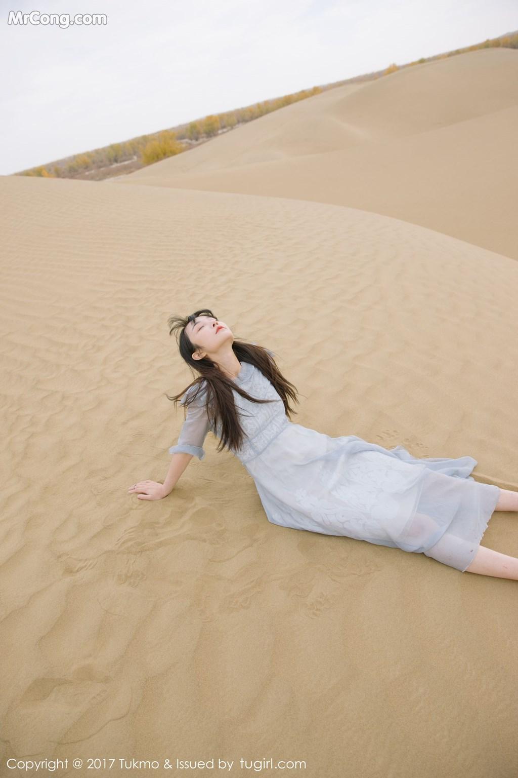 Image Tukmo-Vol.104-Zhi-Ying-MrCong.com-007 in post Tukmo Vol.104: Người mẫu Zhi Ying (之应) (41 ảnh)