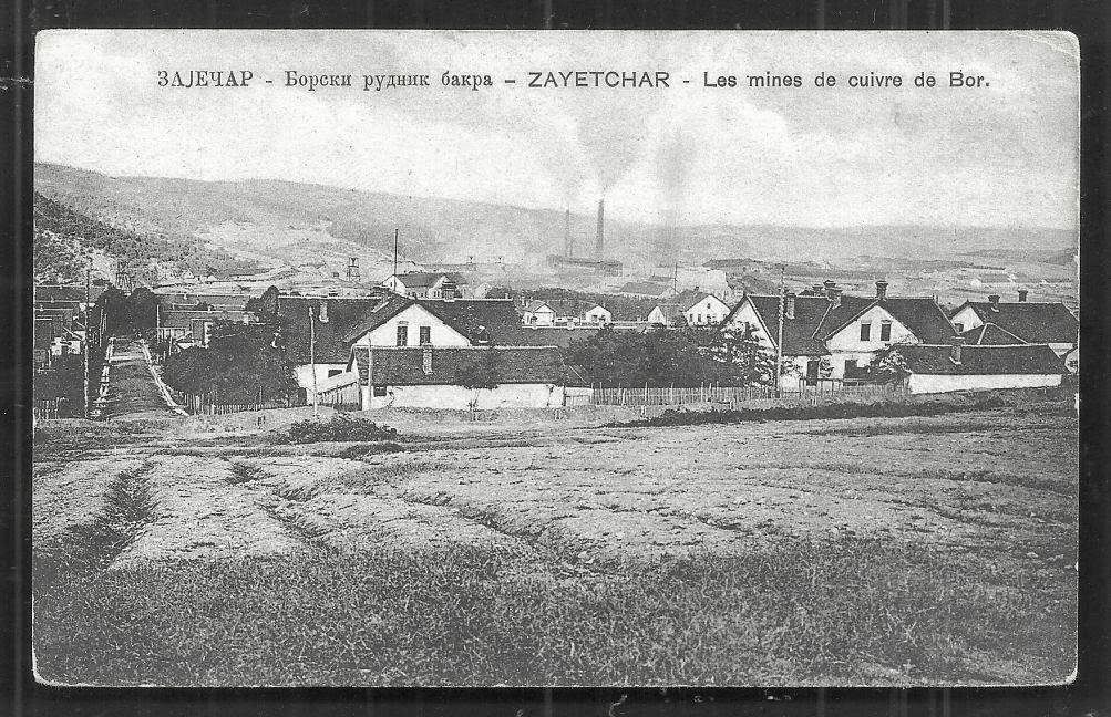 Резултат слика за борски рудници пре рата