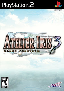 Atelier Iris 3: Grand Fantasm - PS2