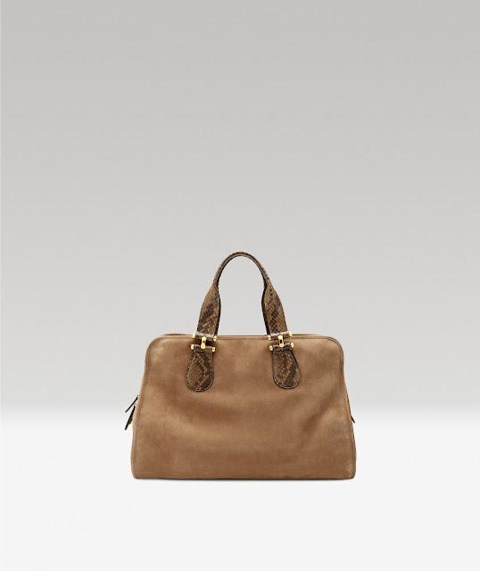 "Gucci's ""Twice"" Bag"