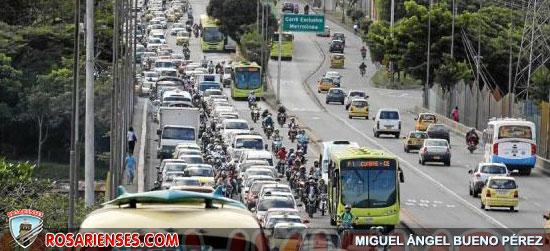 Inmovilizadas 51 motocicletas por invasión del carril exclusivo | Rosarienses, Villa del Rosario