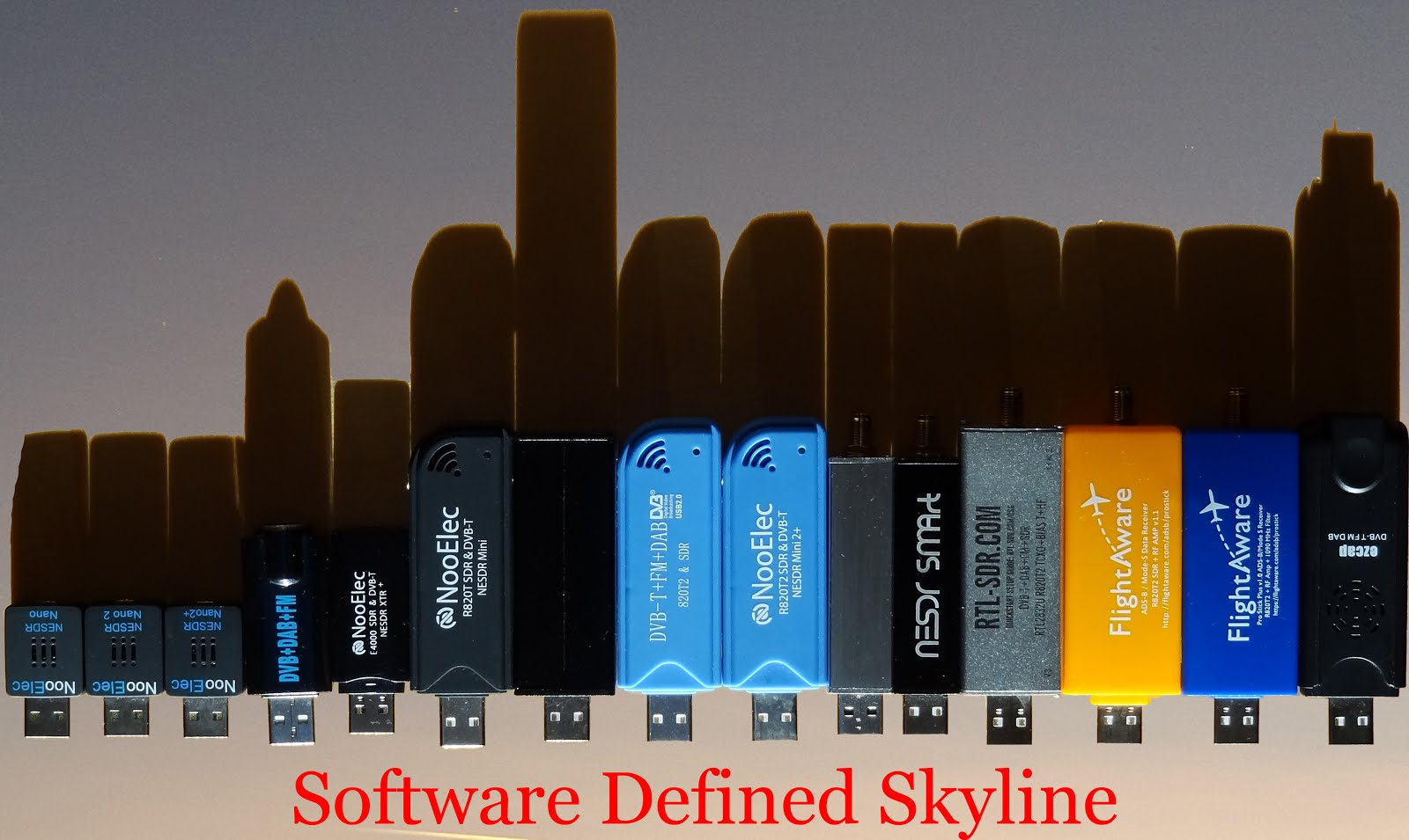 Radio For Everyone Software Defined Versus Traditional Radio