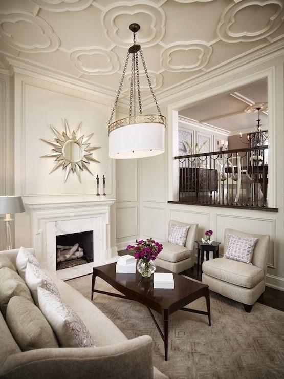 Gi Room Design: Eye For Design: Decorating With The Quatrefoil Motif