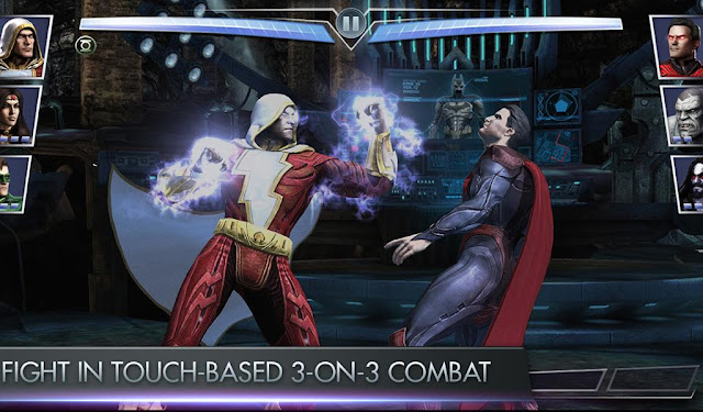 Download Injustice: Gods Among Us v2.9 Mod Full Apk Latest Version