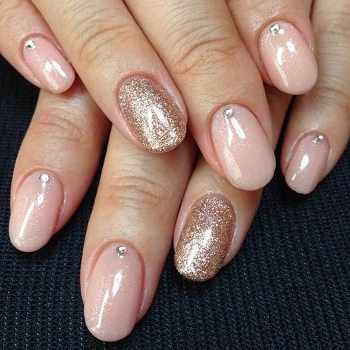 fancy acrylic nail design women