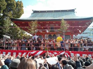 Festival Pembagian Musim Setsubun Matsuri Jepang