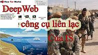 Video Deepweb đang được IS dùng làm công cụ liên lạc