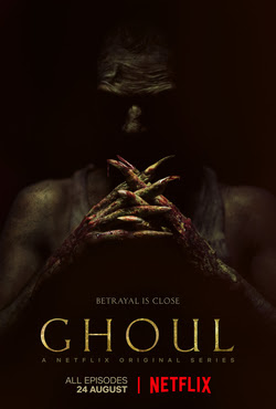 Ghoul (2018) Complete Season 01 480p 720p 1080p WEB-DL x264 AC3 ESub Dual Audio [Hindi 5.1CH + English] Download | Watch Online | GDrive
