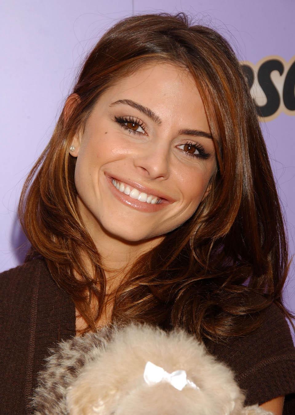 A New Life Hartz Maria Menounos Hairstyles 2012