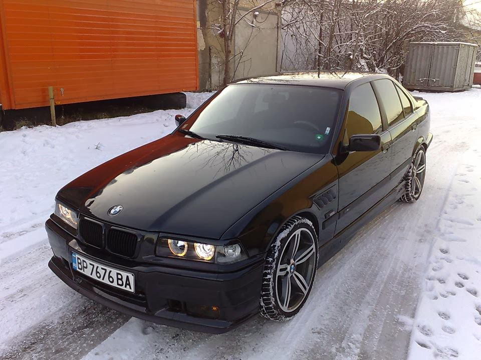 Modified Cars Modified Black Bmw E36